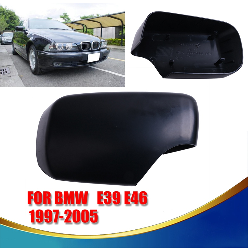 BMW E36 E34 RIGHT DOOR MIRROR COVER CAP PAINTED BY YOUR COLOR