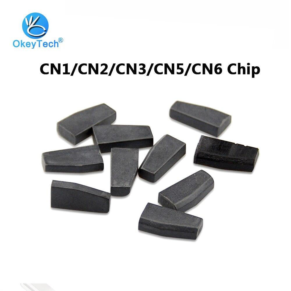 OkeyTech Good Quality CN1 CN2 CN3 CN5 CN6 Special Chip Use for Mini CN900 / Mini900 Key Copier Clone 4C 4D 46 48 and G Chip