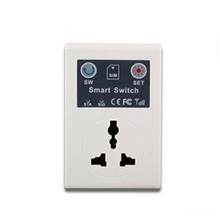 New Gsm Power Socket Switch Based Sim Card Sms Call Remote Control for Smart Home Automation цена и фото