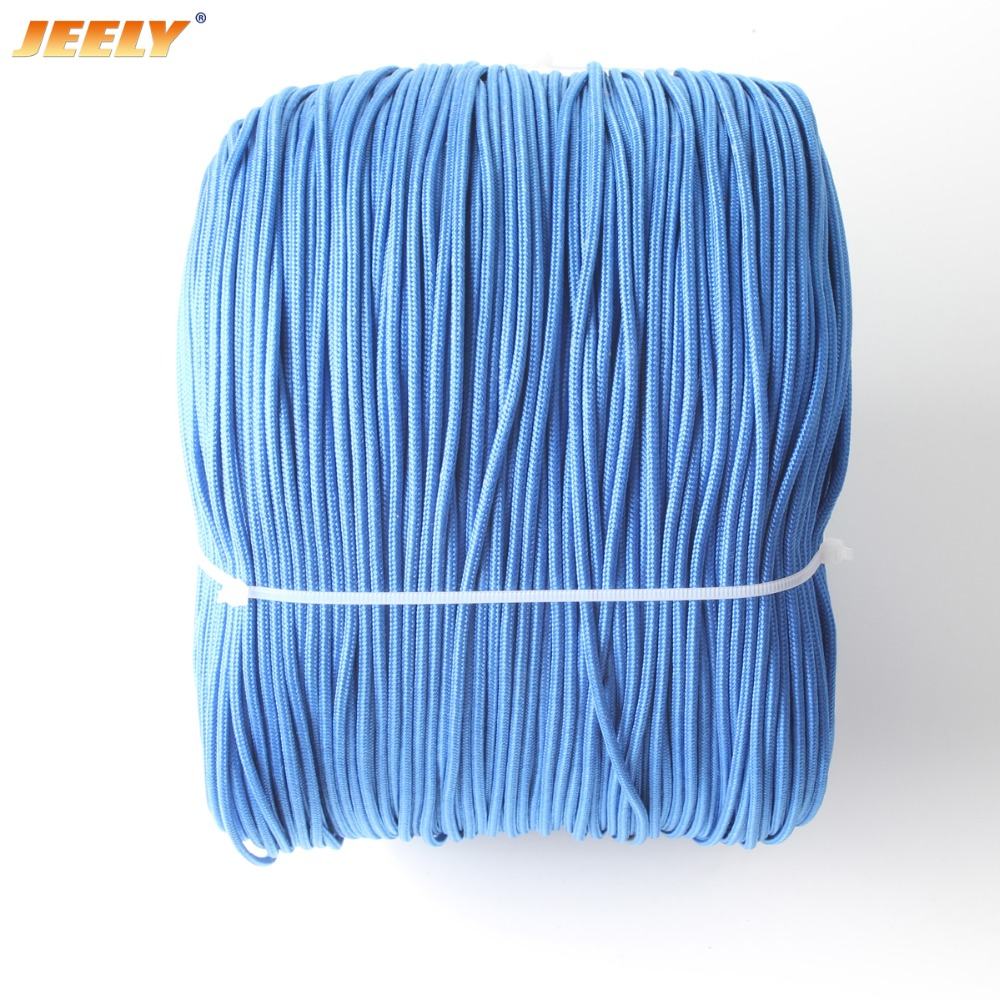 Free Shipping 3.5MM Towing Winch Line UHMWPE Fiber core with Polyester Sleeve 500M Extreme Strong Spectra