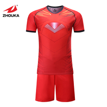 Unique Custom zhouka make your own Soccer Jerseys in High Quality