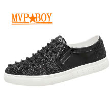 Mvp Boy Handmade Leather Shoes high quality tn 11 requin sapatos masculino janoski summer shoes boost v2 zapatillas deporte