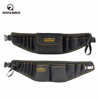 Odin Bosch Electricians Waist Pkt Tool Belt Pouch Bag Screwdriver Carry Case Holder Outdoor Working Tool
