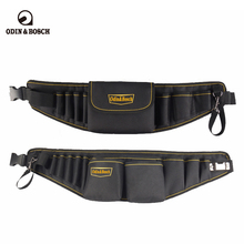 Tools - Tools Packaging - Odin&Bosch Electricians Waist Pkt Tool Belt Pouch Bag Screwdriver Carry Case Holder Outdoor Working Tool Belt Pouch