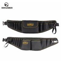 Odin Bosch Electricians Waist Pkt Tool Belt Pouch Bag Screwdriver Carry Case Holder Outdoor Working Tool