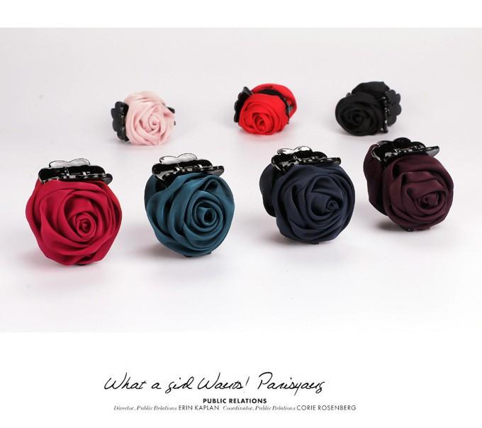 HTB1wfm.MpXXXXbXXFXXq6xXFXXXZ Gorgeous Rose Fashion Hair Claws For Women - 7 Colors