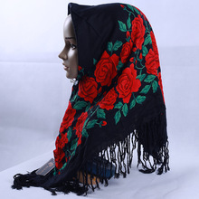 Hijabs Muslim Islamic Scarf Scarves for Woman Long Underscarf Moslima Solid Color Rose Prayer Turbante scarf luxury brand