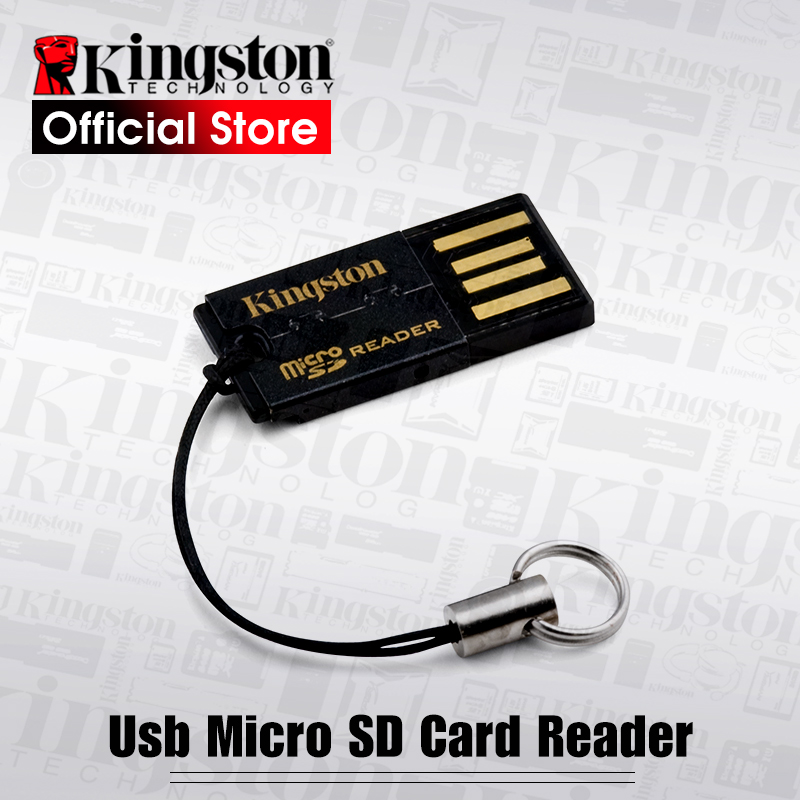 Kingston Usb Micro SD Card Reader SDHC SDXC High speed ultra mini Mobile Phone card Multi FCR MRG2 USB TF Adapter Card Reader|card reader|kingston fcr-mrg2card reader card reader - AliExpress