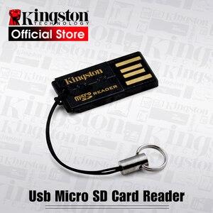 Kingston Usb Micro SD Card Reader SDHC SDXC High speed ultra mini Mobile Phone card Multi FCR-MRG2 USB TF Adapter Card Reader