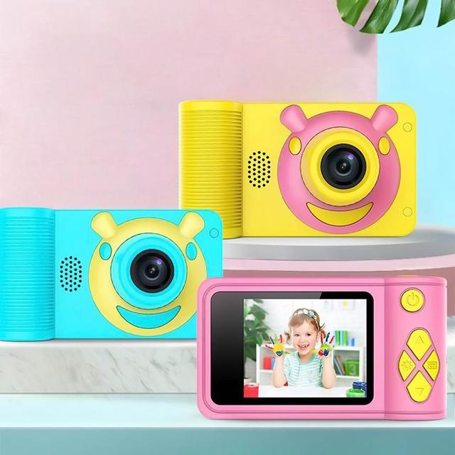 Mini 2.0 Inch HD Monitor Child 1080P Digital Camera Kid Digital Video Children Camera Birthday Toy Gift 2