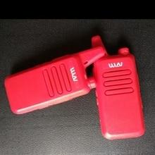 Wln портативная рация UHF 400-470 мГц портативная рация 2 Радио комплект Новые моды радио портативный kd-c1 мобильный радиолюбителей трансиверы