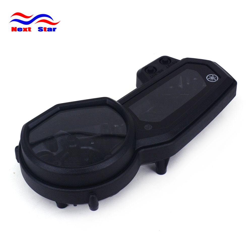 Speedometer Odometer Speed table Instrument shell Meter Case Gauge Cover For YAMAHA FZ1 FZ1N FZ1S Single Turn 2006 2007-2011