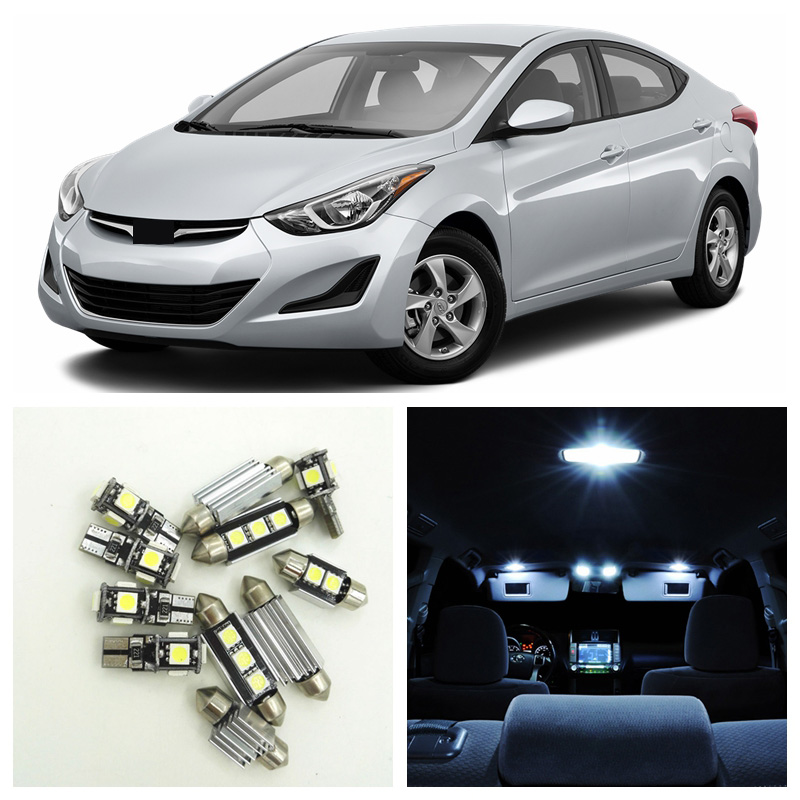 Electric Vehicle Parts Realistic 10x 3528 12-smd 41mm Led Car Interior Festoon Dome Bulb Lamp Light Kit 12v White