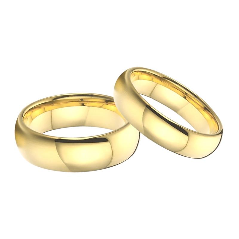 Volfram Zərgərlik LOVE Alliance evliliyi Toy cütü Üzüklər - Moda zərgərlik - Fotoqrafiya 3