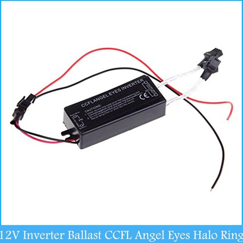 Dc12v Replacement Inverter Ballast For Ccfl Angel Eyes Car