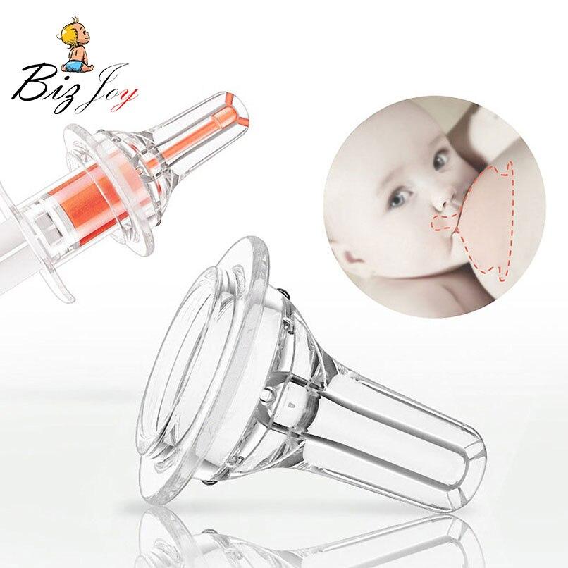 Baby Feeder Pacifier Needle Nipple Liquid Medicine Syringe Dispenser Dropper Feeding Infant Toddler Mearsuring 5-20ML Learning