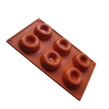 Buy  de Baking Dessert Tools Silicone Donut Pan  online