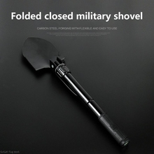 Multi-functional Military Tactical Folding Shovel Portable Camping Gardening Hiking Emergency Survive Tool