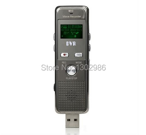 Free shipping New 8GB Digital Voice Audio digital recorder Recorder Dictaphone with MP3 Player Function free shipping new 8gb digital voice audio digital recorder recorder dictaphone with mp3 player function