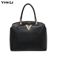 The new 2016 big V female bag Europe and the United States fashionable single-shoulder bag lady hand ba