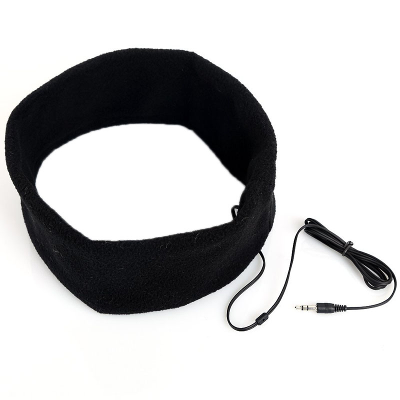 Novelty Soft Comfortable Sleeping Headphones Sports