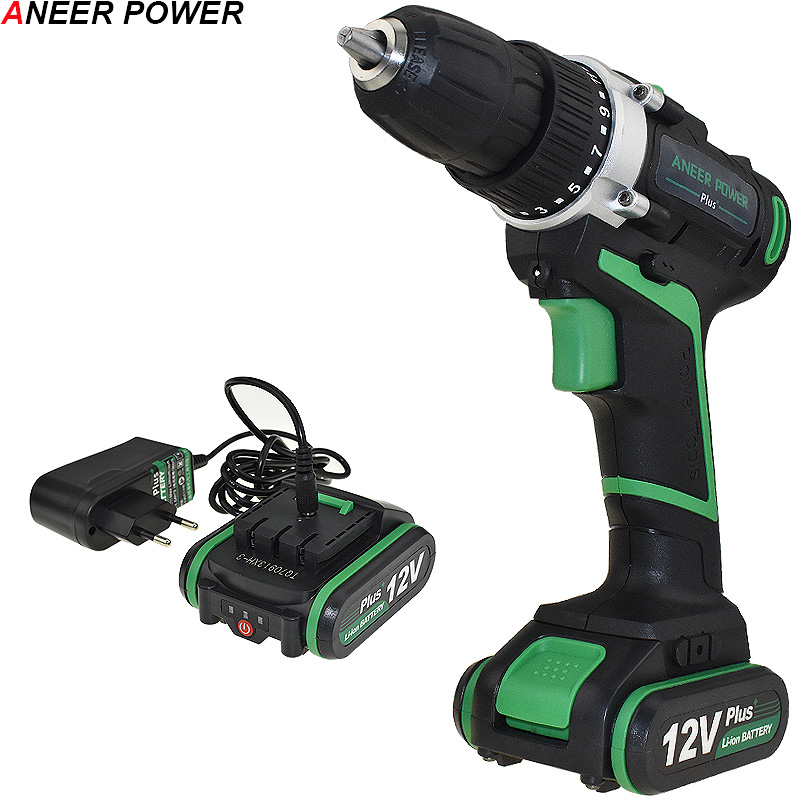 12v Plus Batteries Battery Screwdriver Power Tools Mini Drill Drilling Electric Screwdriver Cordless Drill Mini Electric Drill 1 5ah battery capacity drill 12v mini cordless drill power tools electric screwdriver electric drill batteries screwdriver