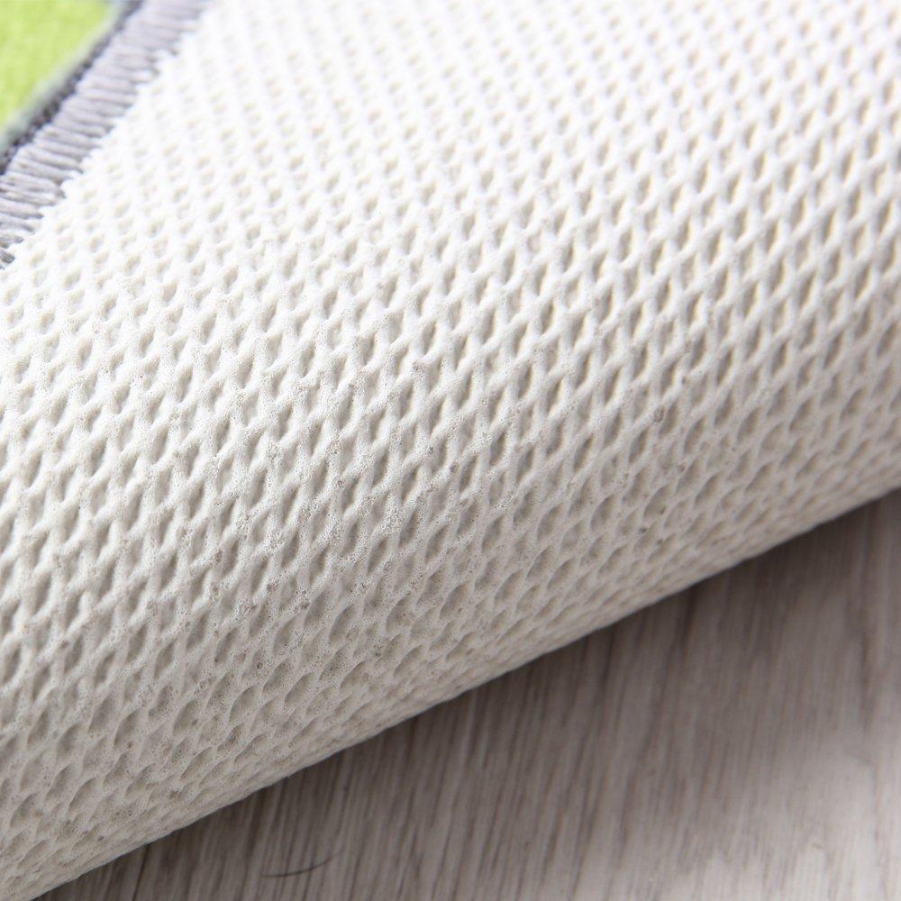 Anti slip Kitchen Mat Long Bath Carpet Modern Entrance Doormat ...