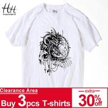 Tシャツ服を白 TH5259 Tシャツ盗品ロック HanHent