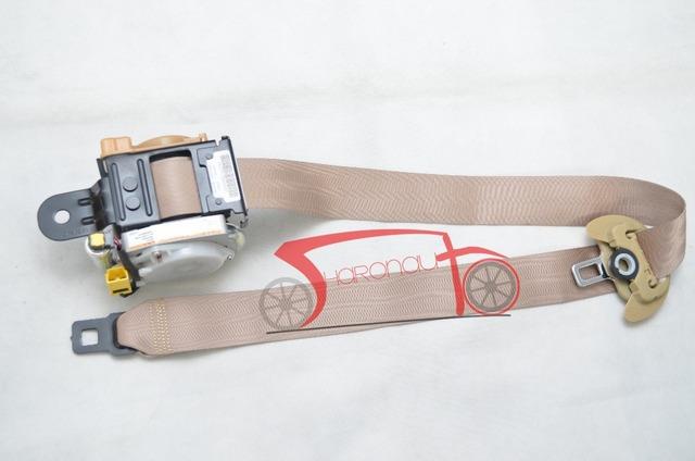 Cinturón de seguridad para Accord 08-12 R Side 81450-TB0-H01ZA cinturón de seguridad Pretensioner