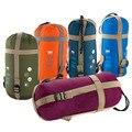 Multifuncion NatureHike Mini Ultraligero Portátil Al Aire Libre Sobre de Dormir bolsa de Viaje Bolsa de Senderismo Camping Equipment 700g 5 Colores