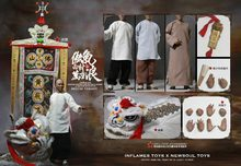1/6 Scale Collectible Full Set Master Of Kung Fu Once Upon a Time in China Wong Fei-hung Jet Li Figure for Fans Collection Gifts(China)