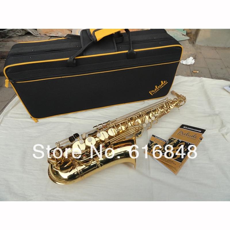 The wholesale American Selma E flat alto saxophone surface golden E b