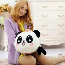 Cute Plush Doll Stuffed Animal Panda Pillow Soft Toy Cushion Gift 20cm