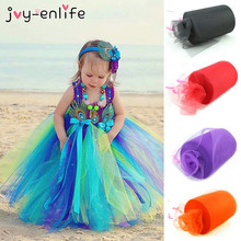 100yards Tulle Wedding Backdrop Wedding Decoration 15cm Tulle Roll Outdoor Ceremony Photography Birthday Party Decor