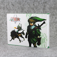 The Legend Of Zelda Twilight Princess The Two Fates 4 14cm Skyward Sword PVC Action Figure