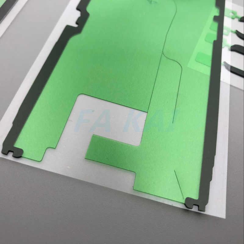 ملصقات LCD تعمل باللمس لاصق شريط لاصق لسامسونج غالاكسي ملاحظة 8 N950 N950F SM-N950F إطار أمامي إطار الغراء