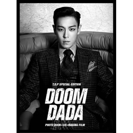 BIGBANG T.O.P SPECIAL EDITION : DOOM DADA + Photobook (80pages) + Making Release Date 2013-12-13 KPOP