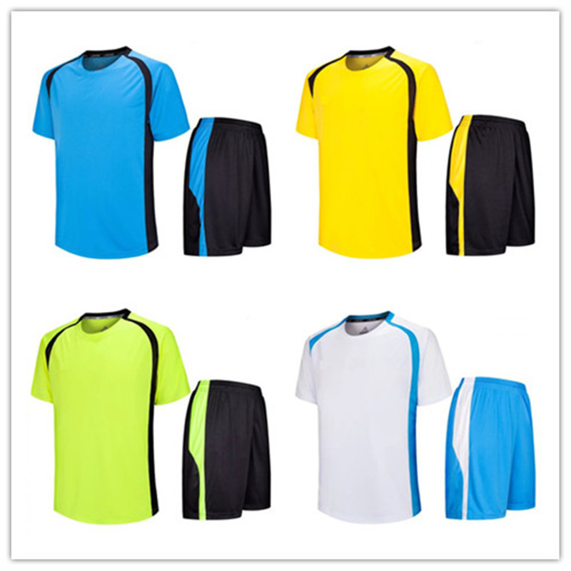 39635a25dcf ``Can Mixed Order Wholesale Factory Price Mens Jersey Kits Blank Soccer  Training Jerseys Kids Soccer Shirt LD-5009
