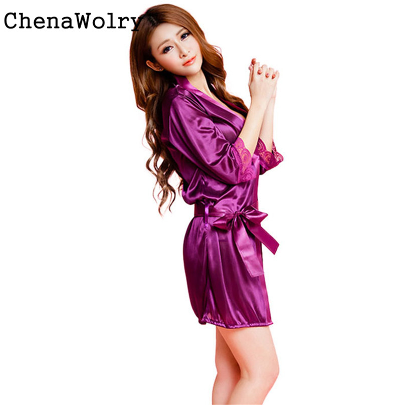 5ea32f6c4d4b0 Chenawolry المبيعات الساخنة جذابة النساء الأزياء الفاخرة الكلاسيكية البشكير  بيور الأدوار إغراء مثير البرية   PL3250