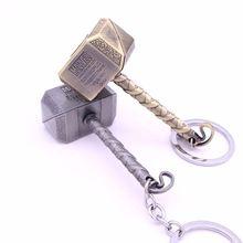 Thor Hammer Keychains Marvel The Avengers 2 Thor Hammer Key Rings