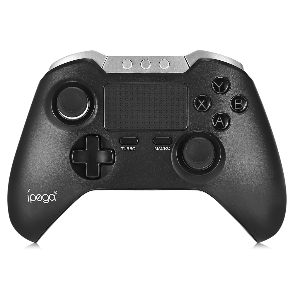 Buy IPEGA PG-9069 Bluetooth Gamer Controler Gamepad Remote Gmainng with Touch Pad Supports Android / iOS / Window System Joystick for only 30.37 USD