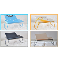 Fashion Simple Multi Function Folding Bed Dormitory Lazy Little Table With A University Student Dormitory Desk