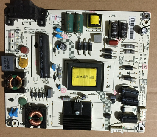 ФОТО Free Shipping>Original 100% Tested Working The   LED32K20JD power board RSAG7.820.5536 good quality and reliable test