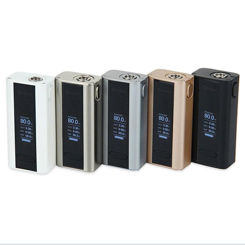 Joyetech Original cuboïde Mini Kit complet avec batterie intégrée 2400 mAh cuboïde Mini Mode VW/TC et Mini atomiseur cuboïde 5 ml - 5