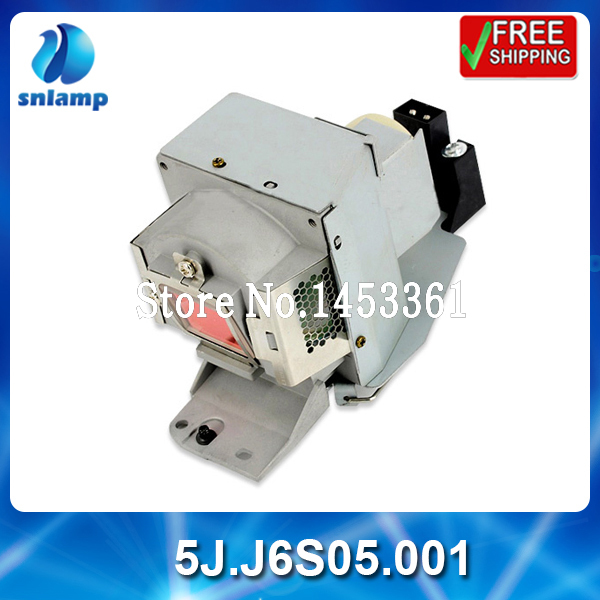 High quality replacement projector lamp bulb 5J.J6S05.001 for MS616ST quality replacement projector lamp