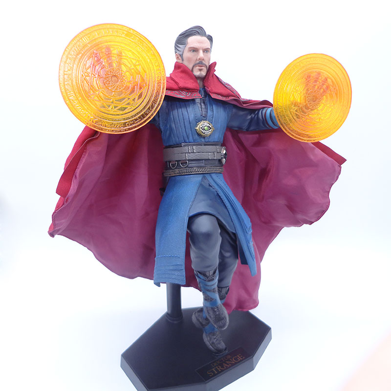 Doctor Strange Crazy Toys Action Figure 1 6 scale painted figure Fighting Version Doctor Strange Statue