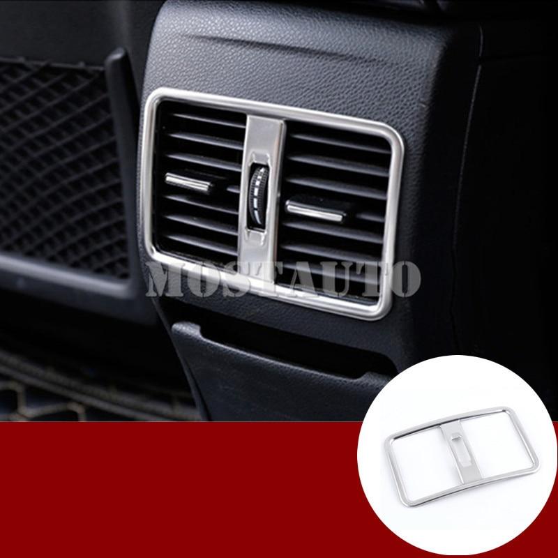 Benz CLA W117 C117 X117 jaoks - sisekonsooli tagumine õhuava väljalaskeava kate 2013-2018 1tk