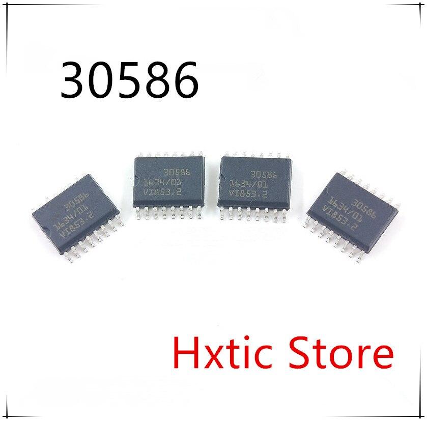 10PCS lot New 30586 SOP 16 original IC chip