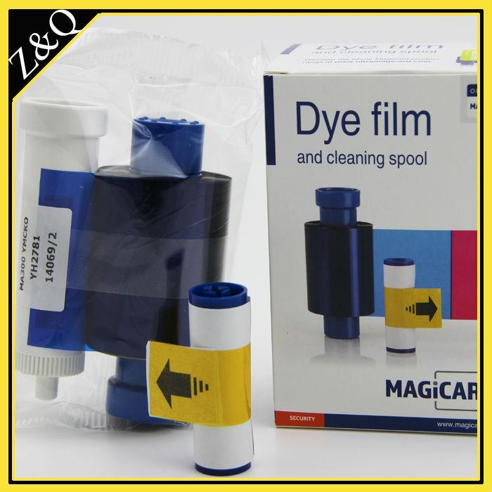original Magicard MA300 Color Ribbon YMCKO for the Magicard  Pronto printers