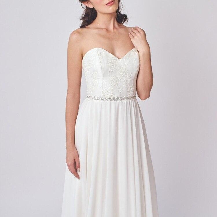 Rhinestone Sash Bridal Sash Bridal Belt Bow ribbon Ivory or White Satin Flower Girl Bridesmai Sash Wedding Belt